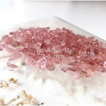 Rose Quartz 3-5 mm