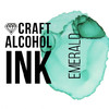 Craft Alcohol Ink  Emerald Фото 1